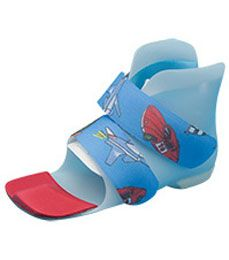 pediatric supra-malleolar orthosis
